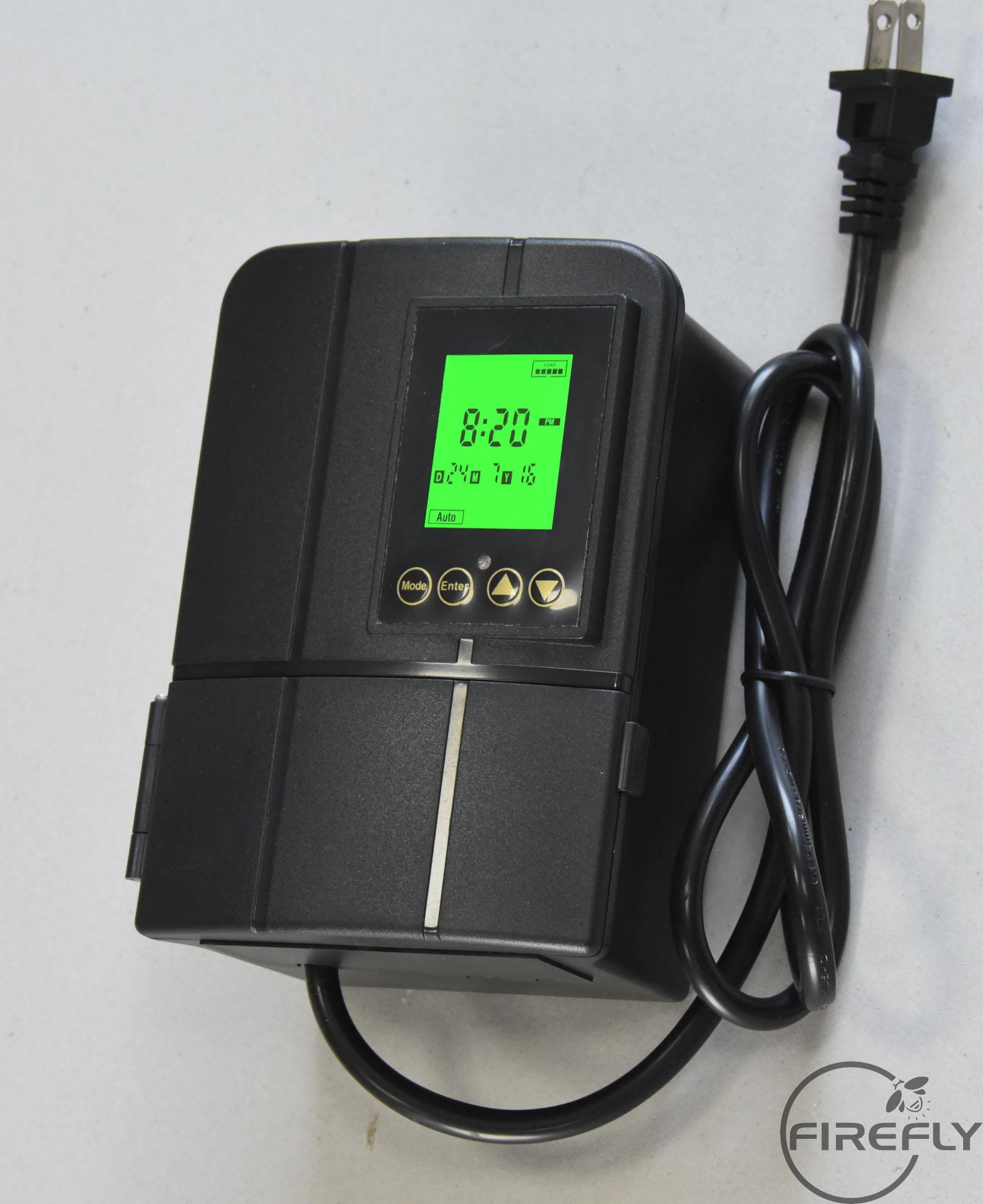 E000 1715 dusk to dawn weatherproof transformer for outdoor e000 1715 dusk to dawn weatherproof transformer for outdoor landscape lighting with astronomical timer and aloadofball Images